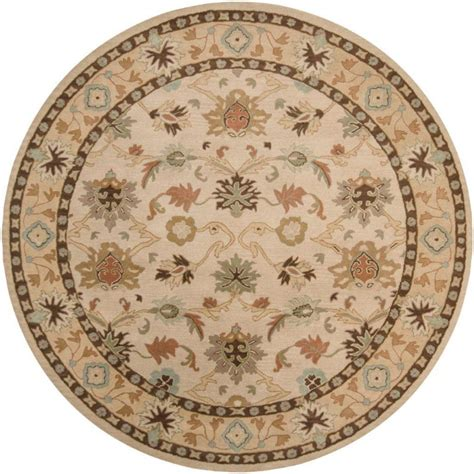 8 ft rug artistic weavers beige wool 8 ft area rug the home depot canada
