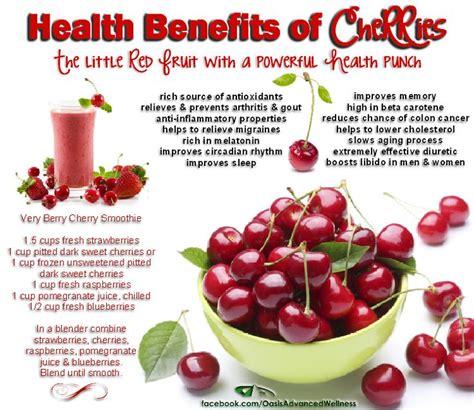 Tart Cherry Juice Liver Detox by 25 Best Ideas About Cherries Health Benefits On