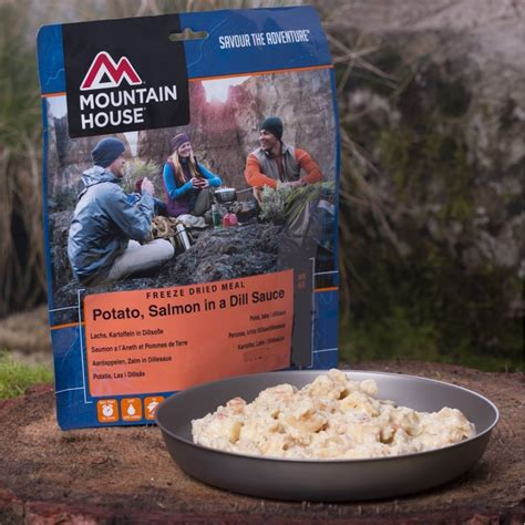 Mountain House Meals by Mountain House Food Ration Packs Lightweight Meals