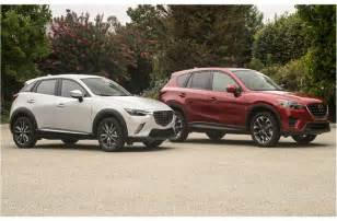 to comparison 2016 mazda cx 3 vs 2016 mazda cx
