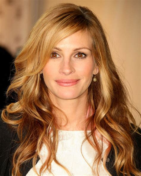 pictures of strawberry blonde hair colors julia roberts strawberry blonde