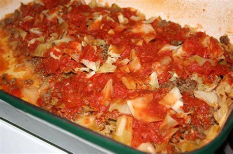 cabbage roll casserole recipe just a pinch recipes