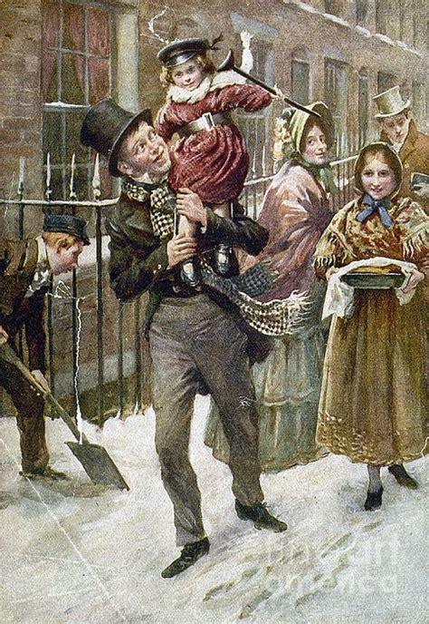 dickens a christmas carol print by granger