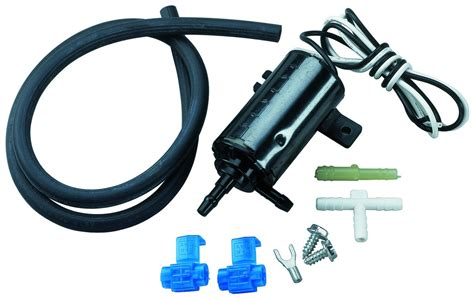 how to access windshield washer pump on a 2008 aston martin v8 vantage trico 11 100 spray universal windshield washer pump pack