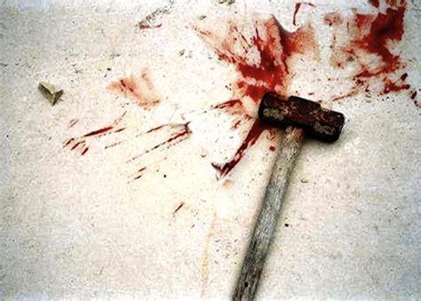 Bloody Hammers attacks third grader with hammer