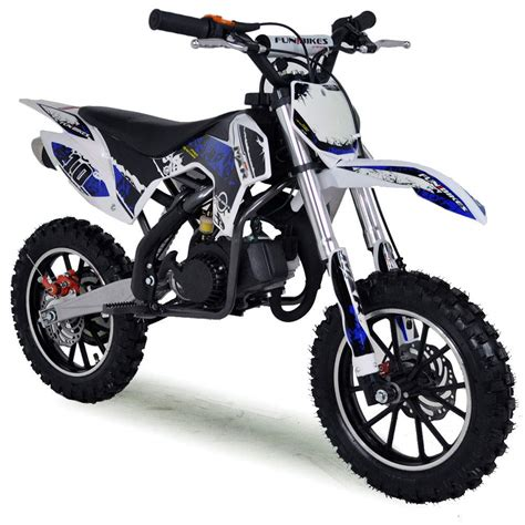 motocross mini bike funbikes mxr 50cc 61cm dark blue kids mini dirt bike