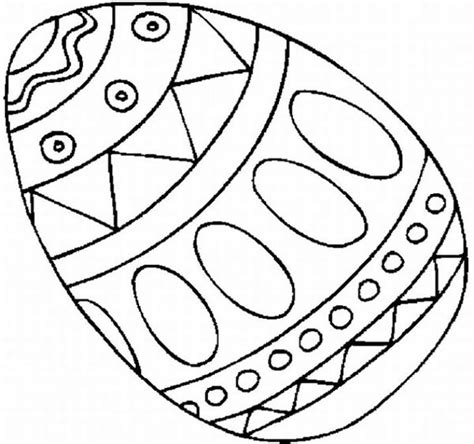 easter coloring pages for children s church 95 sweet easter egg coloring pages image 4 easter egg