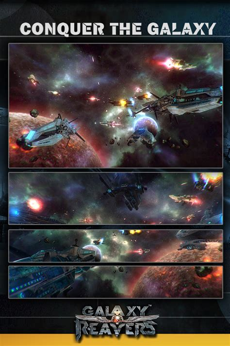 reaver apk galaxy reavers space rts money mod apk