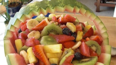 fruit bowl recipe watermelon fruit bowl recipe allrecipes