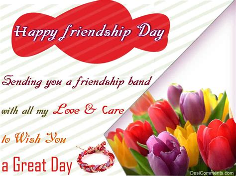day messages for happy friendship day desicomments
