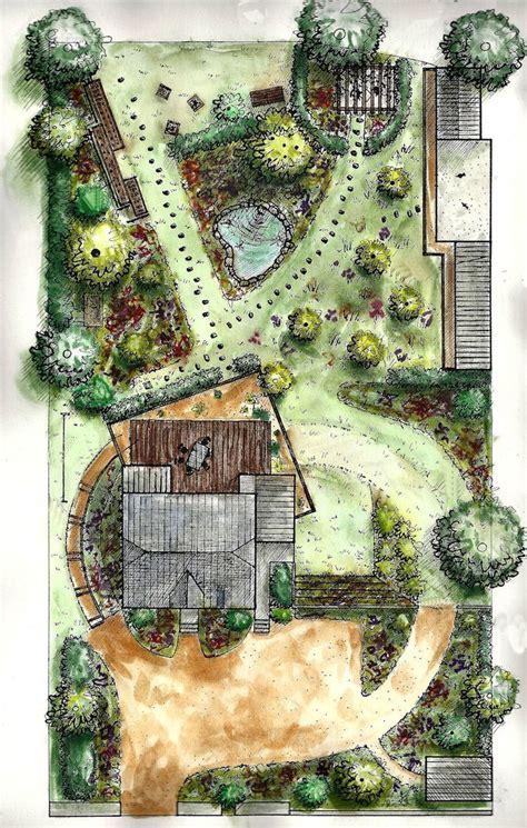 111 best landscape graphics images on pinterest landscaping landscape designs and garden drawing