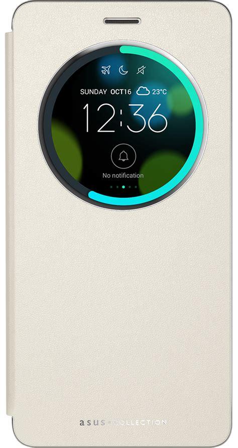 Asus Zenfone 3 Deluxe Zs570kl Style Leather zenfone 3 deluxe view flip cover zs570kl phone