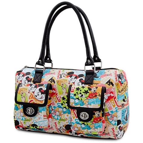 Slingbag Handbag Mickey Mouse Fashion disney handbag classic collage purse mickey mouse