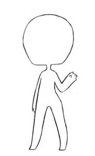 Base Outline by Free Base 1 By Unipoo Chibis Free Base Free And Chibi