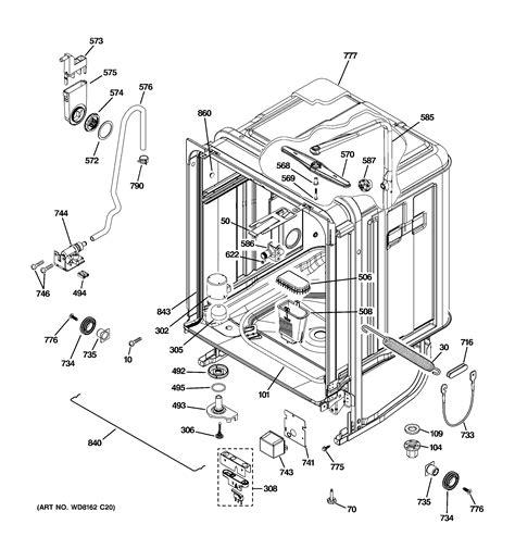 Kitchenaid Dishwasher Parts Raleigh Nc Dishwasher Dishwasher Replacement Parts Dishwashers