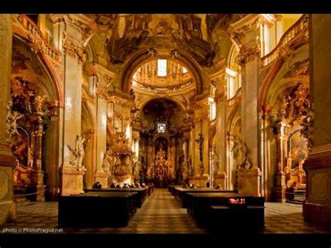st nicholas church prague youtube