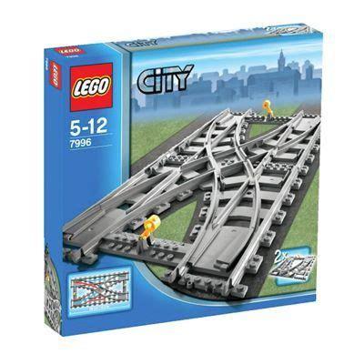 rails layout null lego city train track splitter 7996 buy lego city