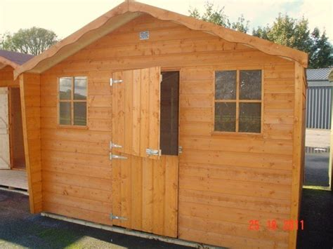 Cabin Sheds For Sale by 18ft X 10ft Cabin Shed In Dublin From Garden Sheds For Sale
