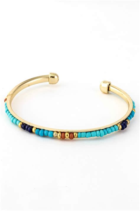 bead cuffs seed bead cuff bracelet bracelets