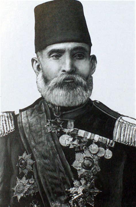 Berfrois Com Russian General And Ottoman Pasha Mussa
