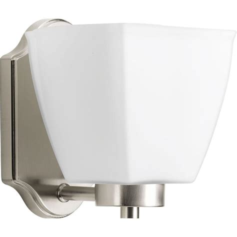 bathroom lighting collections progress lighting bravo collection 5 light brushed nickel