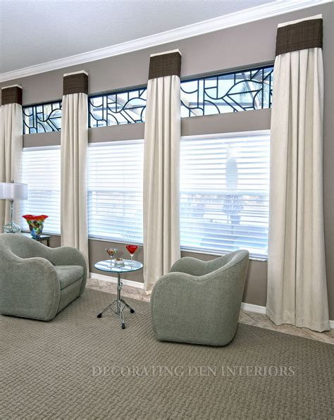 Custom Window Treatments Designer Curtains, Shades and Blinds