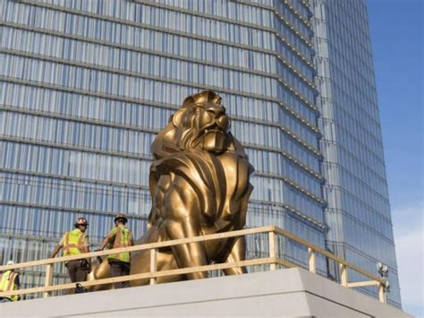 mgm lion  place    open mgm national harbor