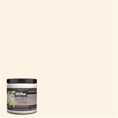 behr premium plus ultra 8 oz pwn 31 candlelight ivory interior exterior paint sle pwn 31u