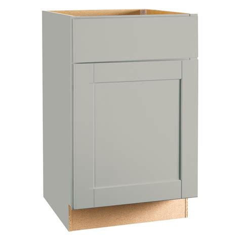 home depot shaker kitchen cabinets hton bay shaker assembled 30x34 5x24 in base