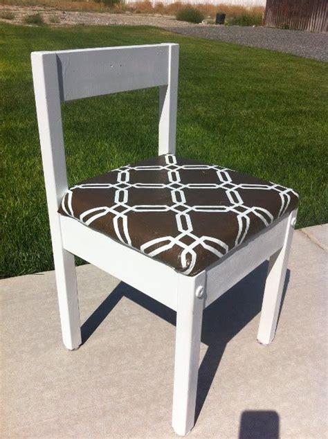 ikea dining chair hack ikea hackers upholstered latt chairs kids room crap