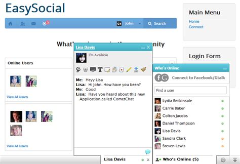 social chat rooms safe chat rooms and social for