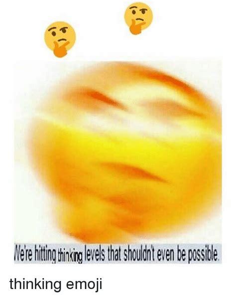 emoji thinking 25 best memes about thinking emoji thinking emoji memes