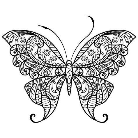 99 best coloring pages for adults images on pinterest
