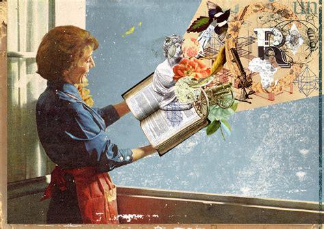 immagini di culle l arte collage e 3 artisti contemporanei da non