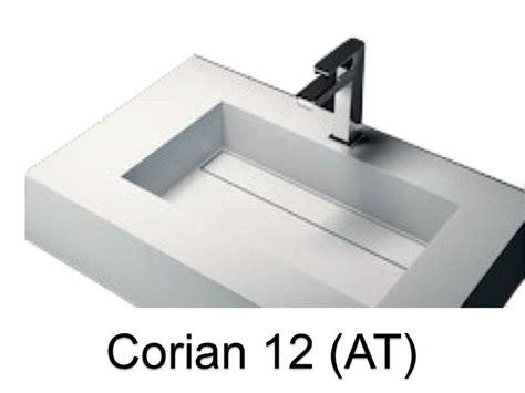 corian zusammensetzung waschbecken largeur 70 corian waschbecken 70 x 50 cm