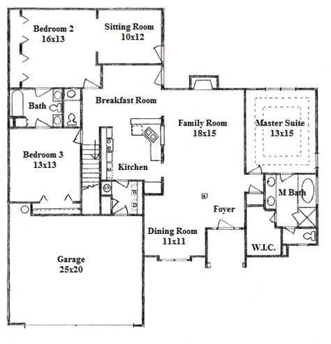 in law house plans house plans with two inlaw suites