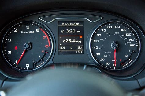 audi a3 dashboard 2015 audi a3 first drive digital trends