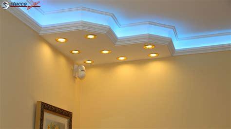 beleuchtung led spots led spot beleuchtung mit styropor zierleisten