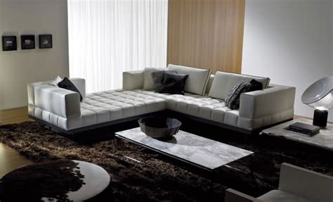 modern double sided sofa perfect sofas for socializing curved and double sided