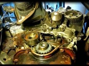 1998 Dodge Caravan Water Timing Belt Replacement 2003 Chrysler Sebring 3 0l V6
