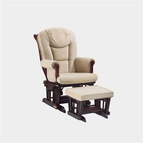 Glider And Ottoman Set by Shermag 37779cb051041 Shermag Sleigh Glider And Ottoman Set