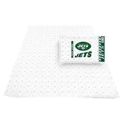 Jets Locker Room by New York Jets Locker Room Sheet Set