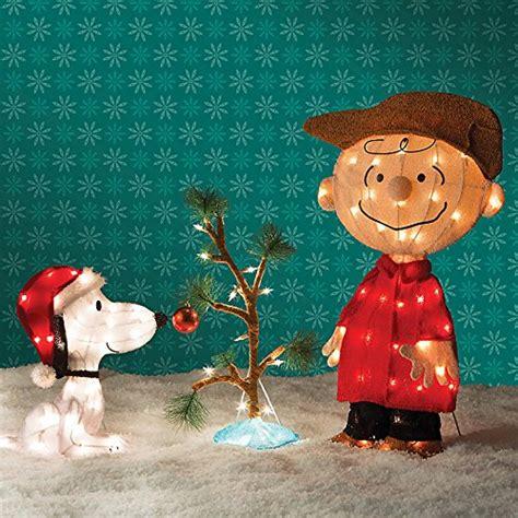 peanuts christmas yard stakes christmas wikii