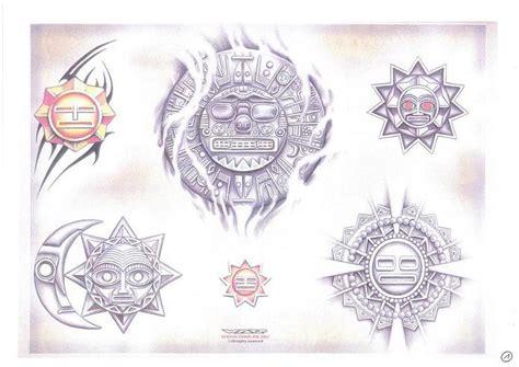 imagenes de flores aztecas diseos taringa motivos dibujos de tatuajes rosas tattoos