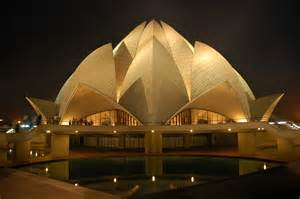 Who Built Lotus Temple In Delhi Lotus Temple Delhi India Travel Guide