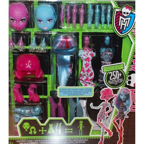 monster high doll design games monster high toys create a monster blob and ice girl