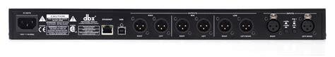 dbx drive rack pa driverack pa2 dbx professional audio