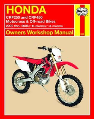 service manual repair manual 2006 honda s2000 free 2002 2006 honda crf250 crf450 haynes motorcycle repair manual