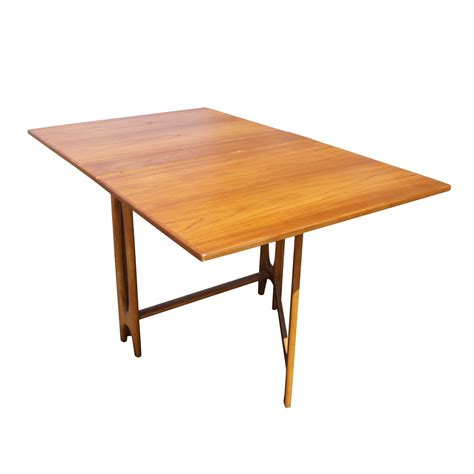 modern folding table midcentury retro style modern architectural vintage