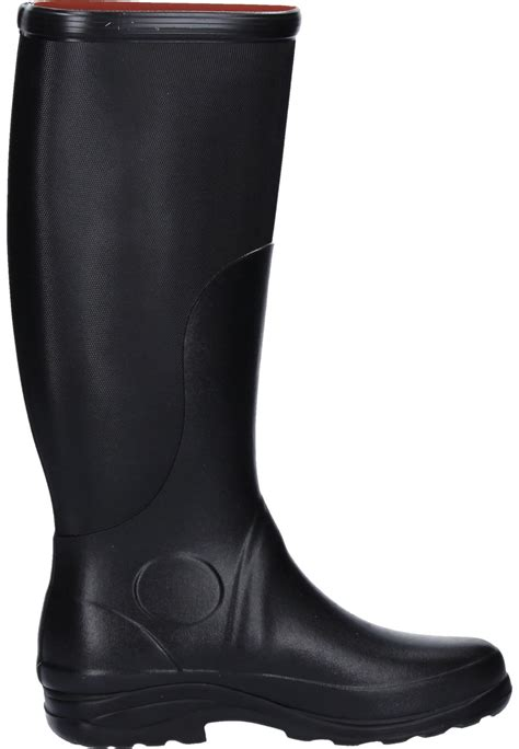 Blackmaster King High Boot Size 39 44 aigle rboot black rubber boots high quality